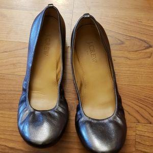 J. Crew Ballet Flats Size 7.5
